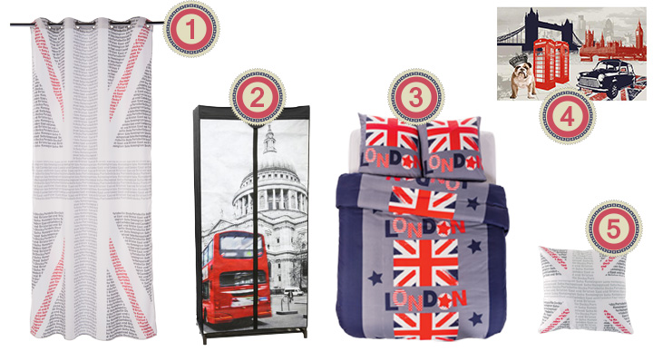 Plus de style la d co british conseils et tendances for Deco british style