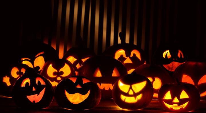 Decoration halloween faire soi meme