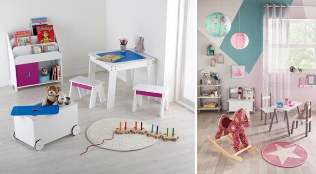 On adore - Aménager une salle de jeux - Blog La Foir'Fouille