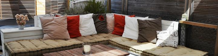 terrasse detente et confort