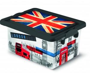 Boite de rangement So British - La Foir'Fouille