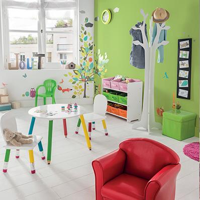 Bien aménager une chambre d'enfant