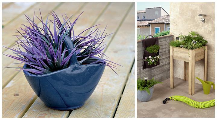 Pot de fleurs, bac et jardinière - La Foir'Fouille