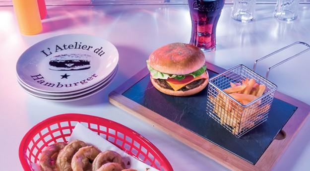 On adore : La soirée Burgers entre amis!