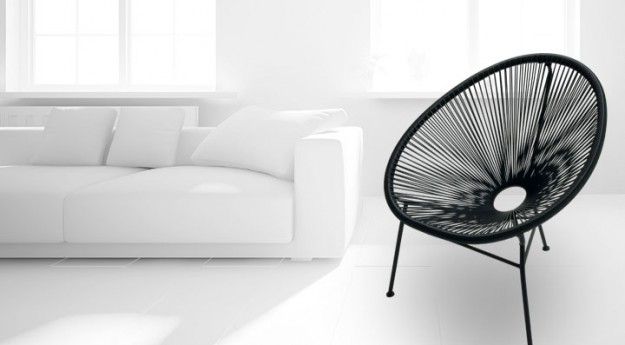 On adore : le fauteuil Miami !