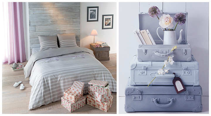 Tendance la d co campagne chic for Decoration campagne chic