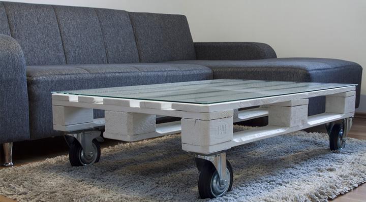 Diy cr er des meubles en palettes d co for Table exterieur la foir fouille