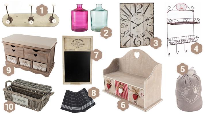 tendance la d co campagne chic. Black Bedroom Furniture Sets. Home Design Ideas