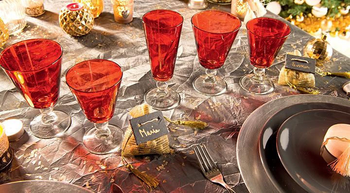 Conseil une d co de table de no l pas cher - Decoration noel pas chere ...