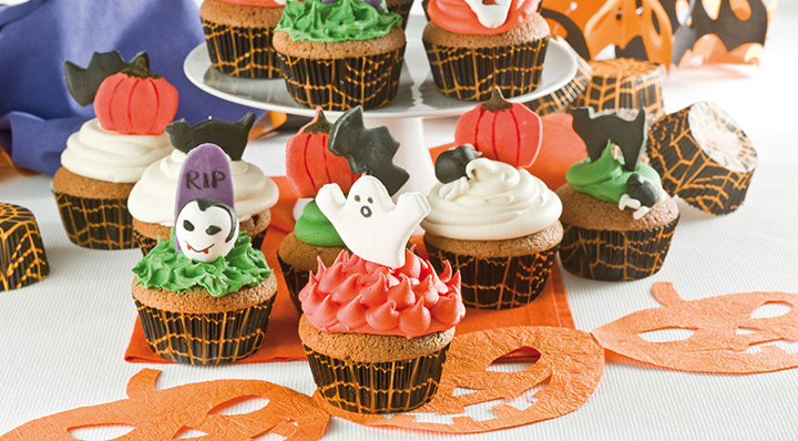 Blog La Foir'Fouille - DIY - Cupcakes Halloween