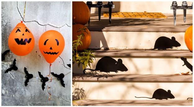 Conseil: 6 idées pour une déco d'Halloween au top!