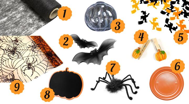 Nos conseils pour une déco de table d\'Halloween réussie