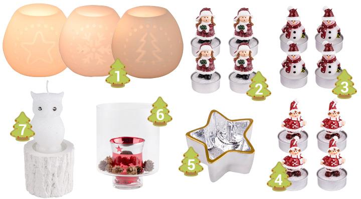 Déco de table Noël pas chère - Conseils - Le blog de la Foir Fouille