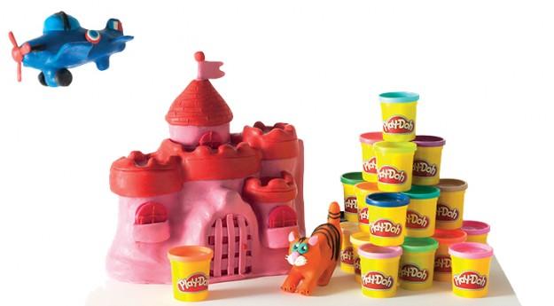On adore: La pâte à modeler pour les enfants