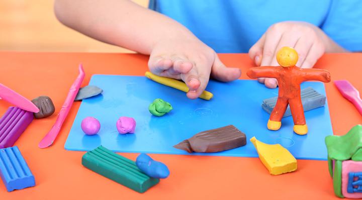 on adore la p te modeler pour les enfants. Black Bedroom Furniture Sets. Home Design Ideas