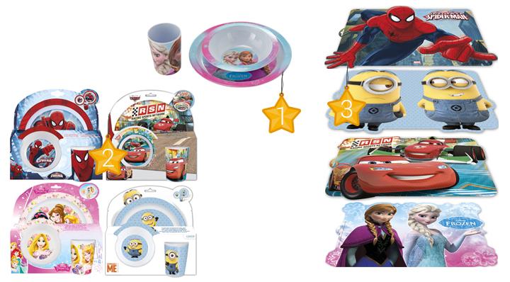 Choisisr la vaisselle pour enfant - Conseils et idées - Le blog de la Foir'Fouille