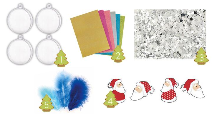 Le Blog de la Foir'Fouille - réaliser une boule de Noël personnalisée