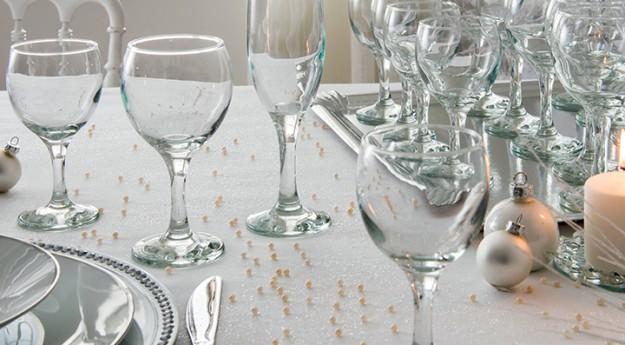 Conseil : Une belle décoration de table de nouvel an