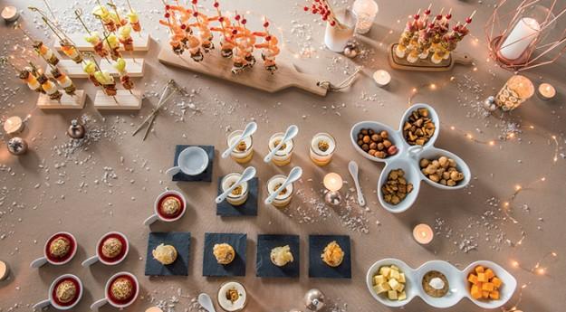 On adore: L'apéritif festif pour le Nouvel An