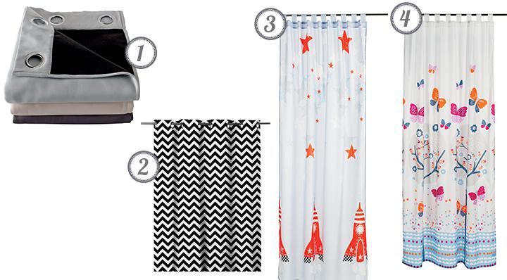 Tous les conseils pour bien choisir ses rideaux - Le blog de La Foir'Fouille