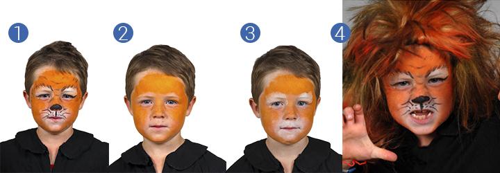 Conseil maquillages enfants du carnaval - Le Blog de la Foir'Fouille
