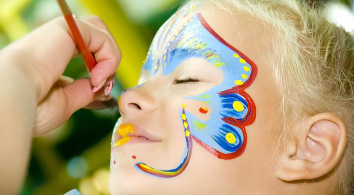 Conseil maquillages de carnaval - Le Blog de la Foir'Fouille
