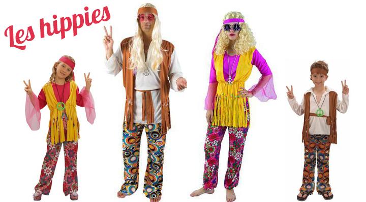 Les déguisements parents enfants - Blog La Foir'Fouille