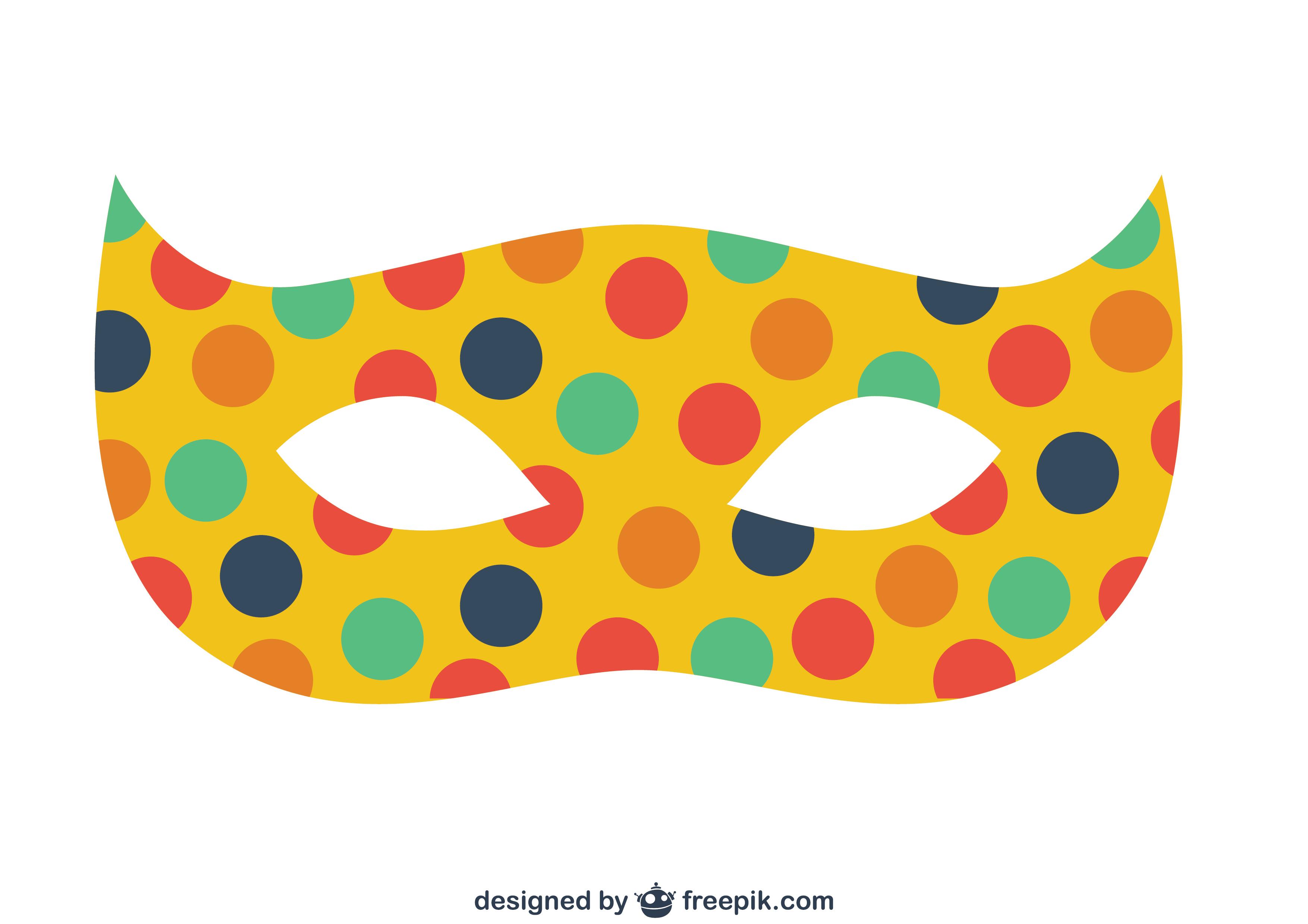 Les masques du carnaval à imprimer - DIY Le Blog de la FOir'Fouille