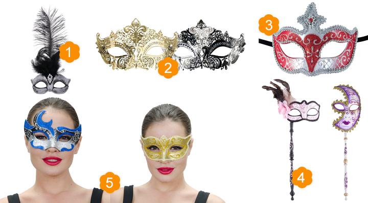 Le Carnaval de Venise - Le Blog de La foir'Fouille - conseils et astuces pour la fête