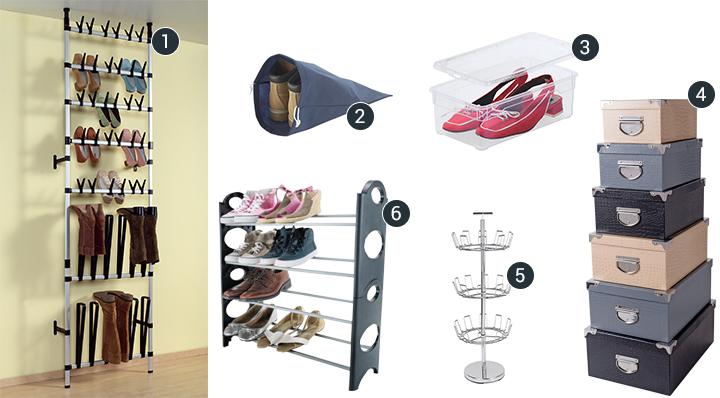 truc astuce pour ranger chaussures. Black Bedroom Furniture Sets. Home Design Ideas