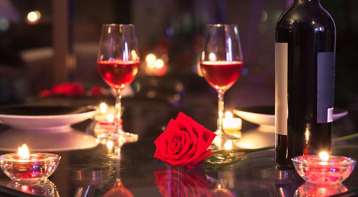 Style Une Table De Saint Valentin Parfaite Blog La Foirfouille