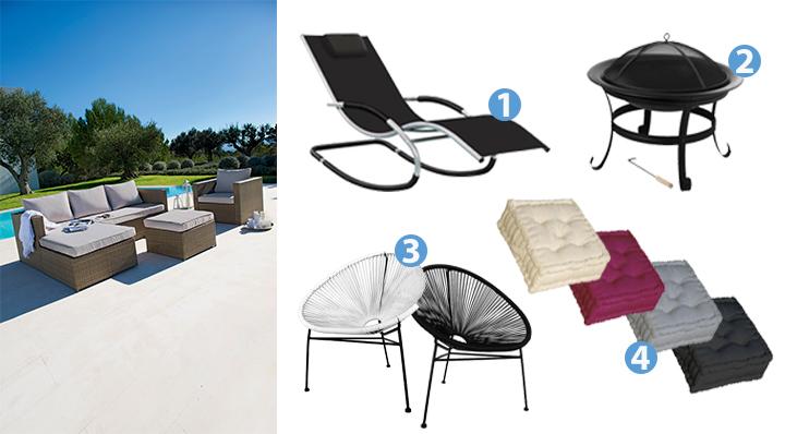 Style : Aménager un jardin de style contemporain   Blog La FoirFouille