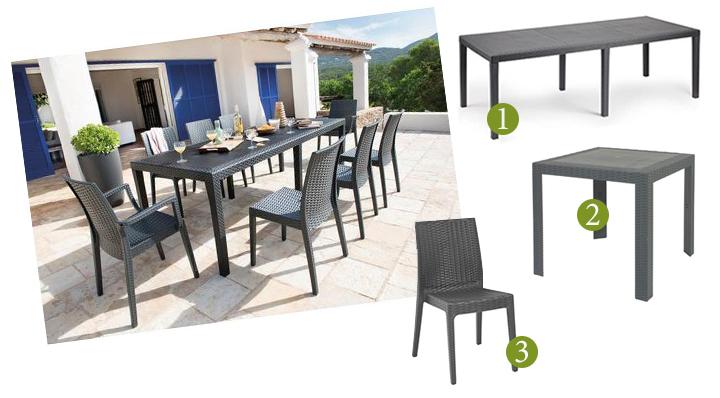 Table De Jardin La Foir Fouille – Idée d\'image de meubles
