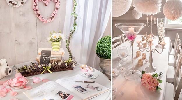 Conseil : Réussir sa décoration de mariage