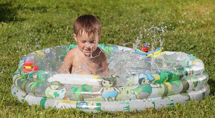 Choisissez la piscine gonflable pour enfants - Foir'Fouille - Conseils astuces - Blog La Foir'Fouille