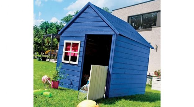 On adore : la maisonnette de jardin pour les enfants