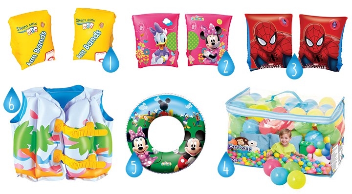 On adore la piscine gonflable pour enfants for Piscine la foir fouille