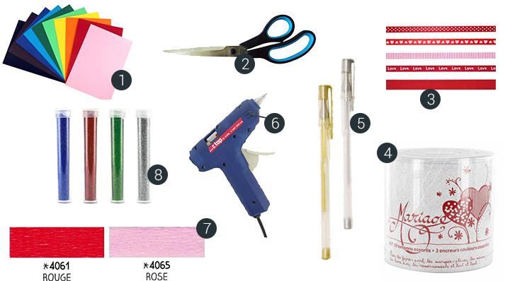 Tout pour Réalisez votre faire-part maison - Le guide DIY - Blog La Foir'Fouille