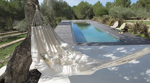 On adore : Le confort d'un hamac au soleil