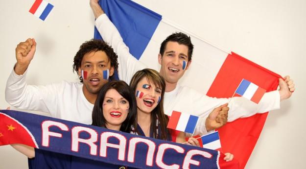 On adore : Les accessoires pour supporter l'équipe de France