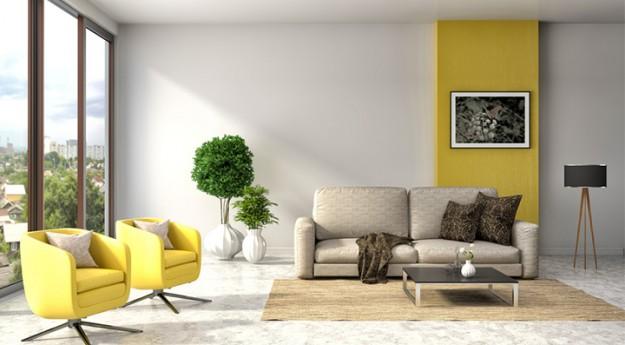 Style: La décoration jaune, une tendance ensoleillée