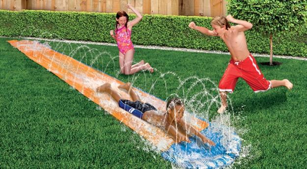 On adore: Les jeux extérieurs à eau