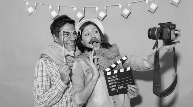 DIY: Créez un espace photocall de mariage