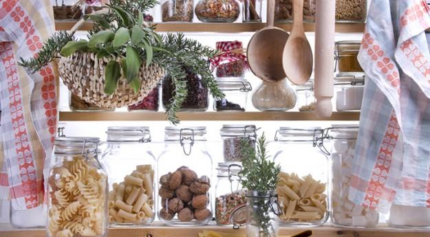 Style : Des bocaux en verre pour la déco