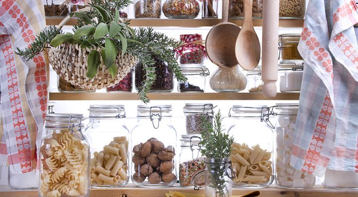 Les bocaux en verre dans la déco - Plsu de style - Le Blog de La Foi'rFouille