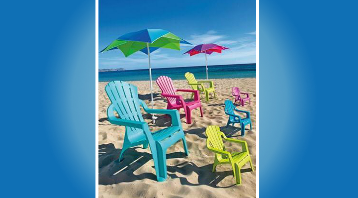 Plein air été plage - Blog La Foir'Fouille - Les accessoires de plage