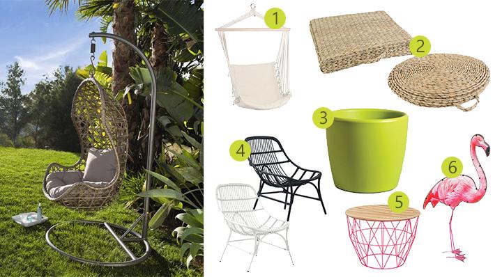 Style tendance tropicale - Blog La Foir'Fouille - Décoration intérieur, plein air, style