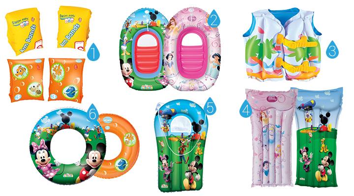 Blog La Foir'Fouille - Onadore les accessoires gonflables de piscine - Conseils plein air