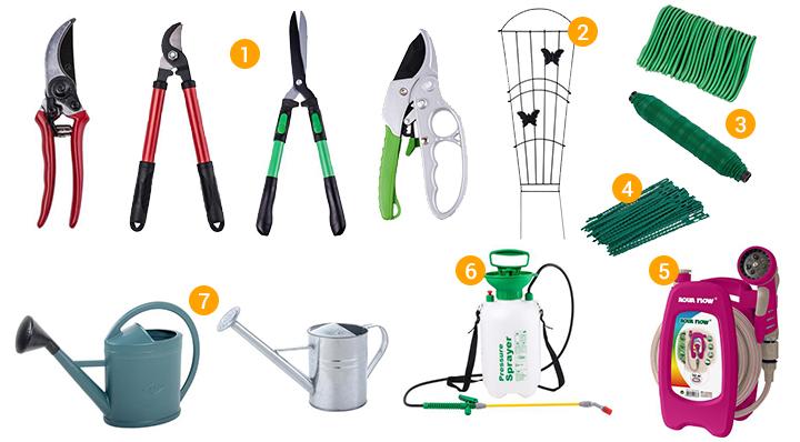 Blog La Foir'Fouille - Conseils tendance déco - Les bons outils de jardinage indispensables