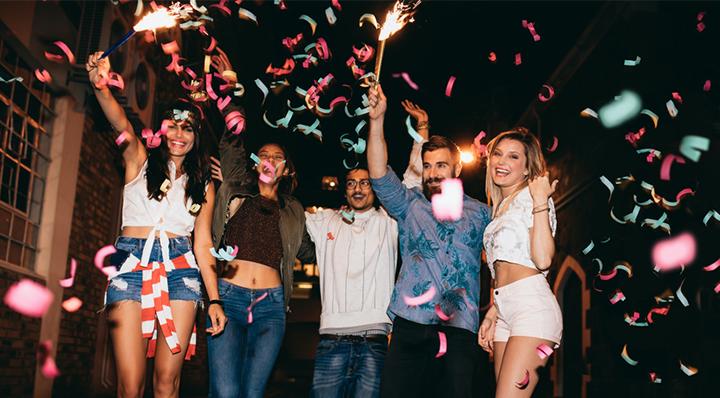 idées et astuces pour fêter le 14 juillet - Blog La Foir'Fouille festif tendance déco